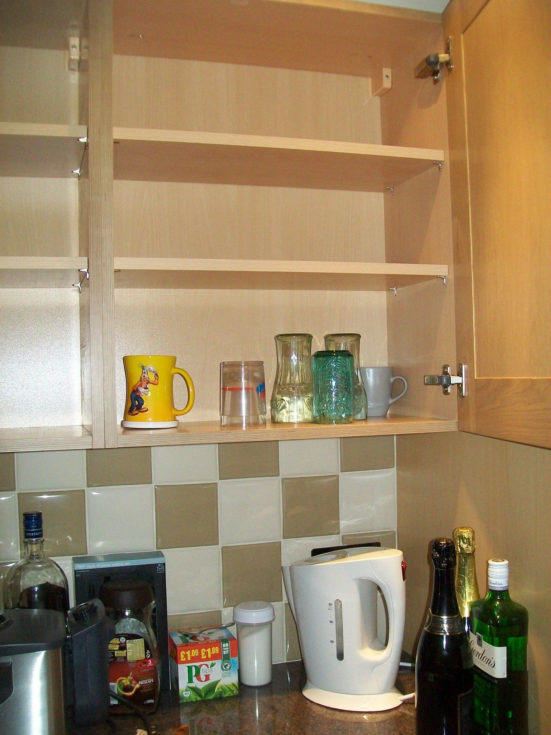 szafka w kuchni